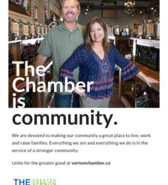 The Greater Vernon Chamber of Commerce