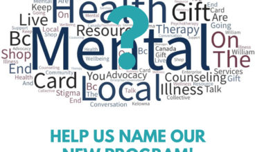 Gift Card + Counselling For Those in Need = ????